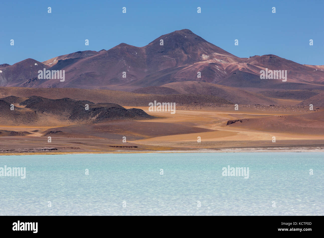Atacama Deser - Stock Image