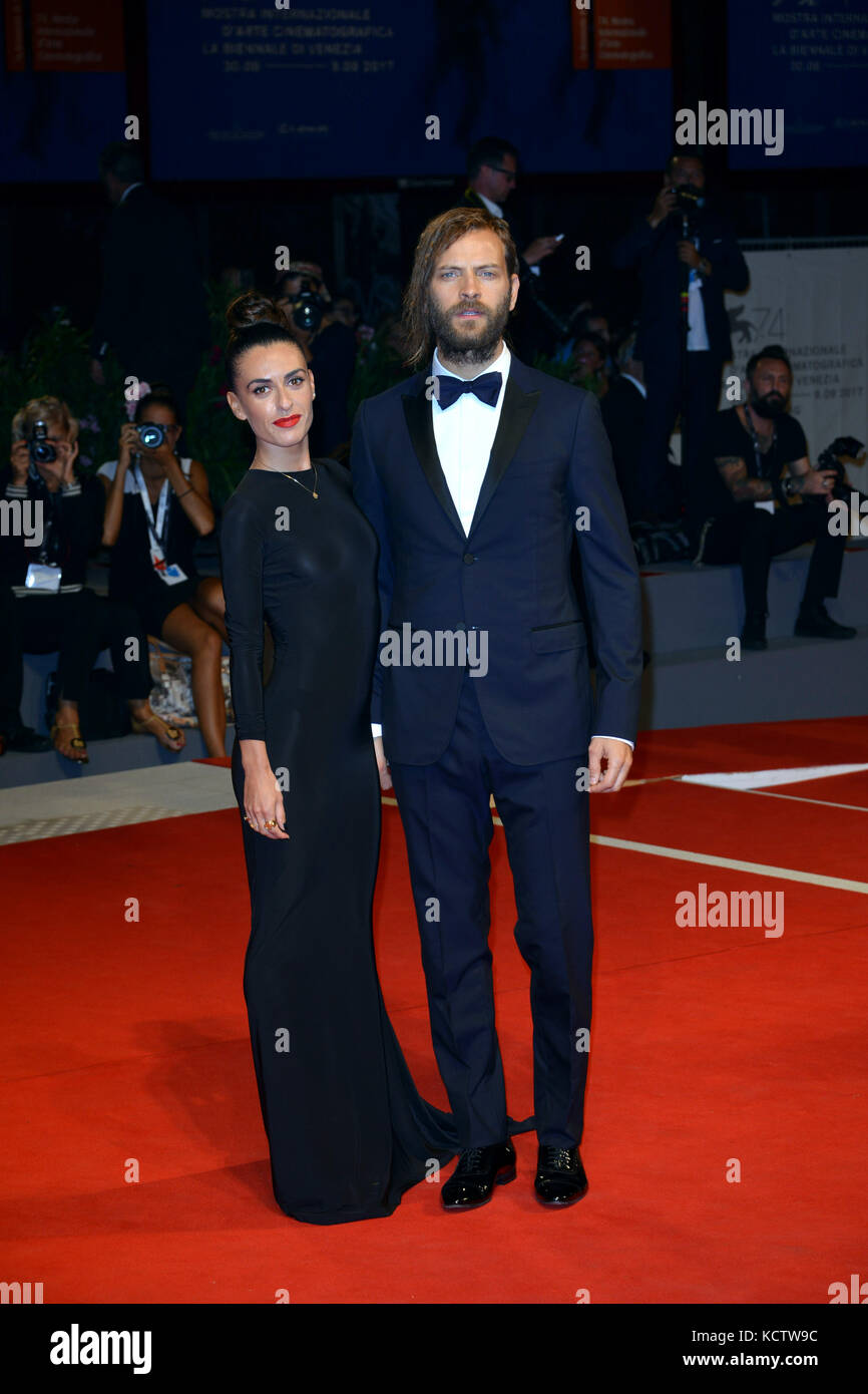 Alexandra dinu loving pablo premiere at the venice film festival new picture