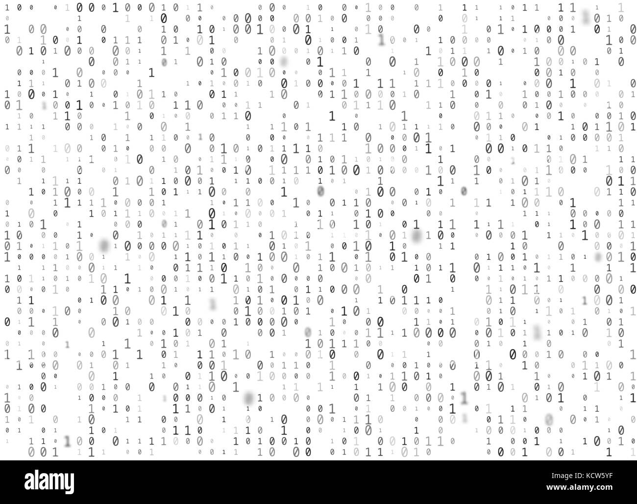 vector binary code white seamless background big data and stock vector image art alamy https www alamy com stock image vector binary code white seamless background big data and programming 162822675 html