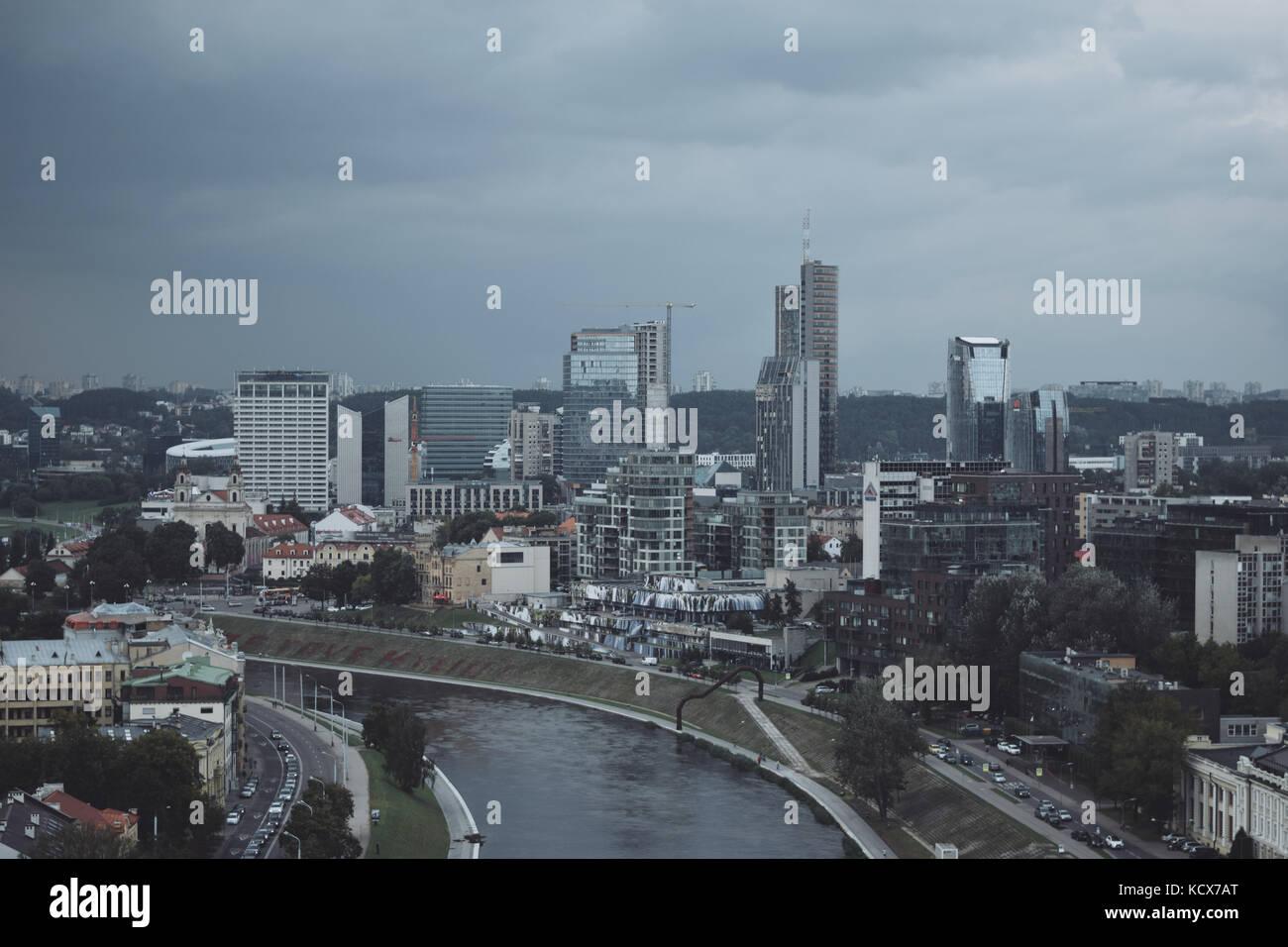 Vilnius - Stock Image