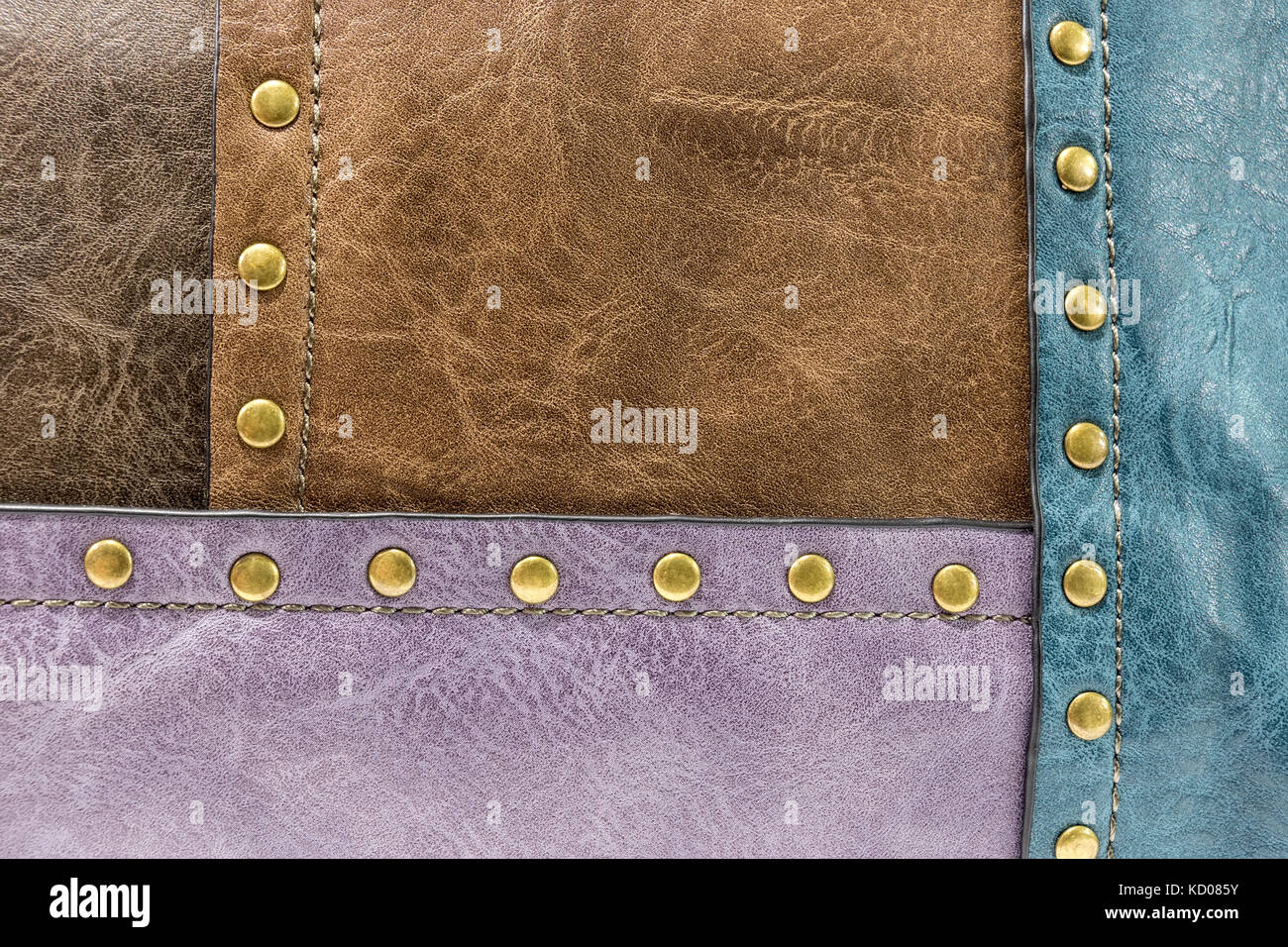 texture of colorful skin, still life photography, Studio - Stock Image