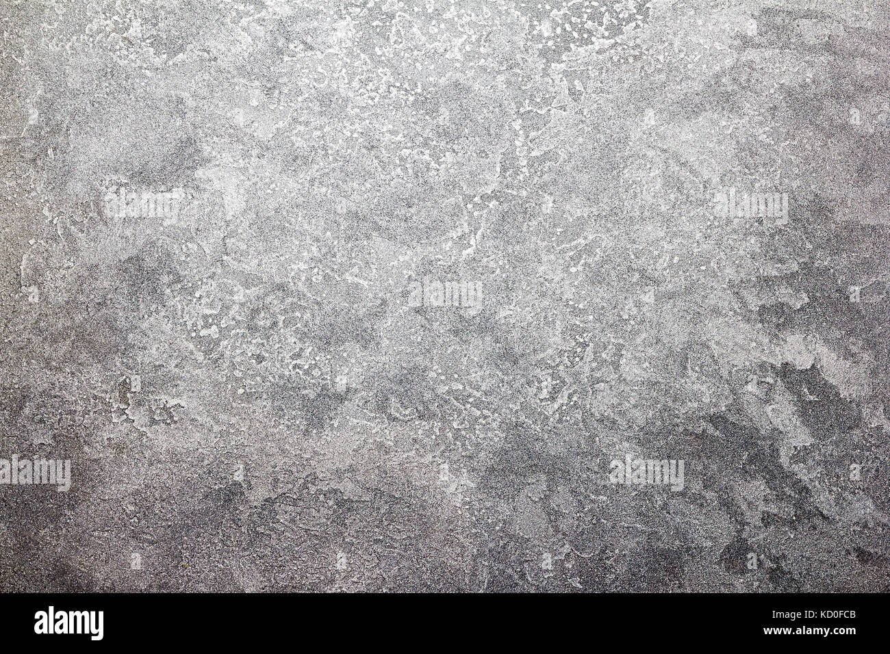 Polished plaster wall texture background Decorative and plastering in loft style. - Stock Image