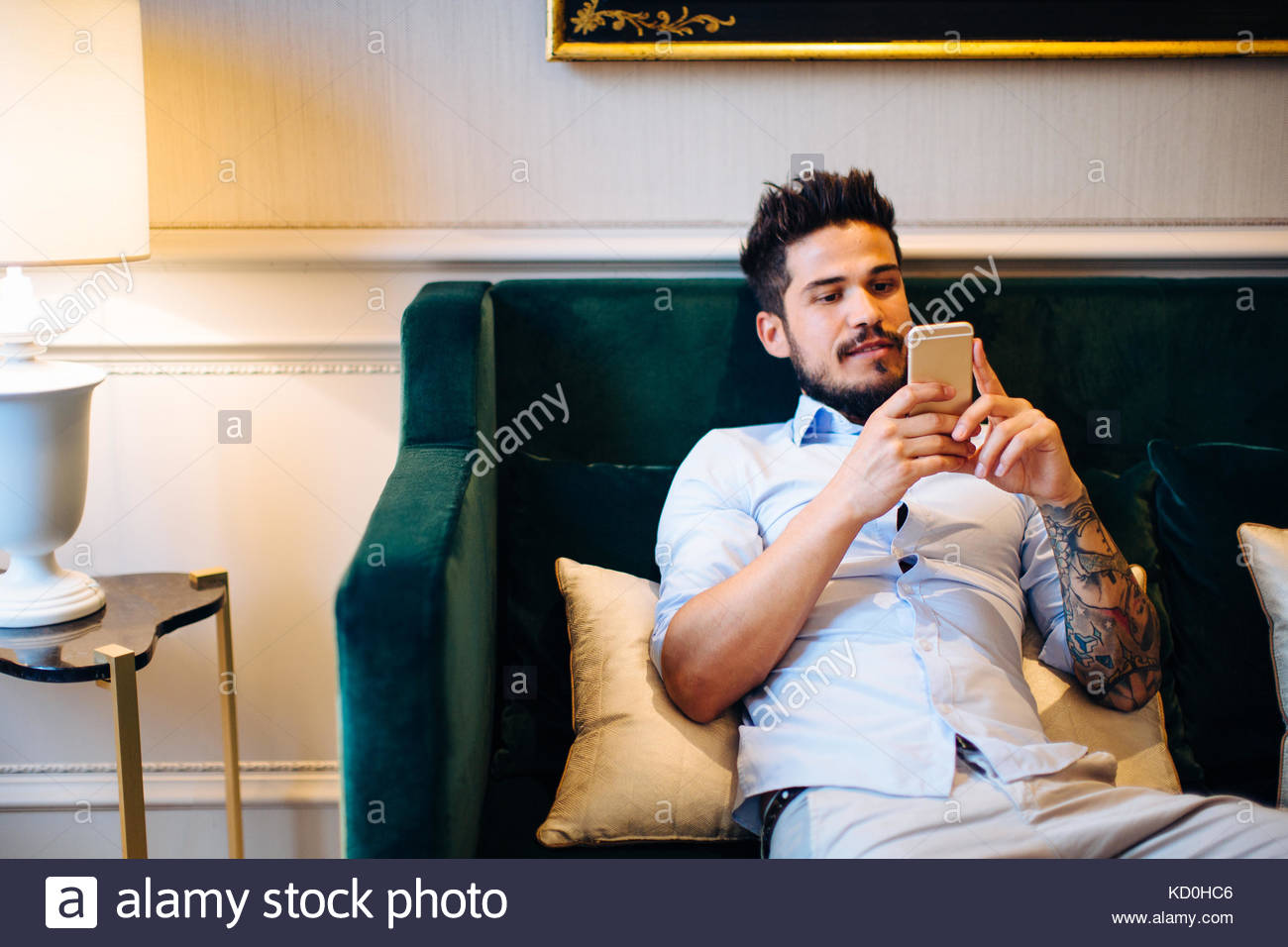Slouching Stock Photos Slouching Stock Images Alamy