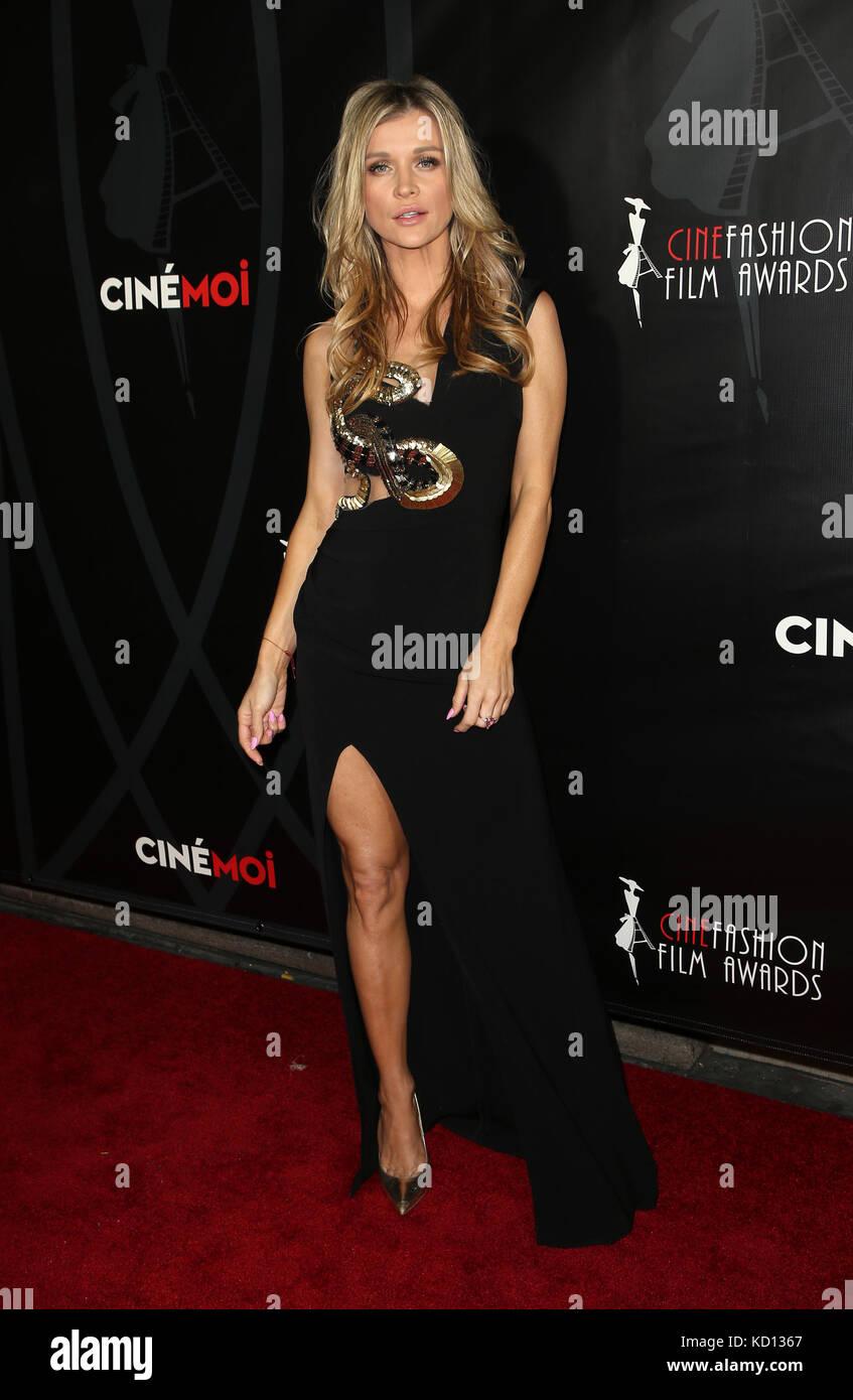 Joanna krupa cinefashion film awards 2019 in los angeles - 2019 year