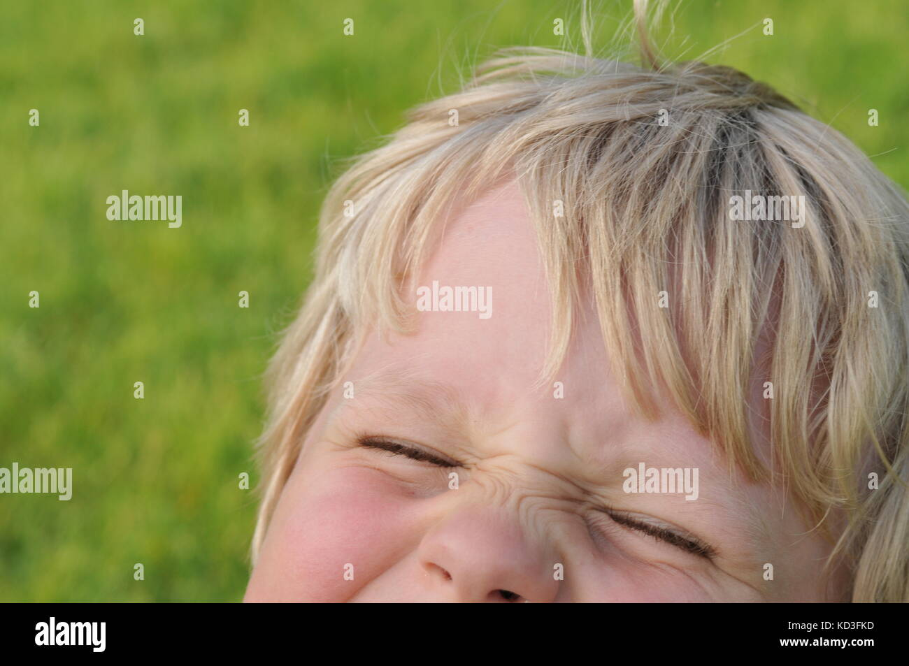 My Son's Glee One Summer - Stock Image