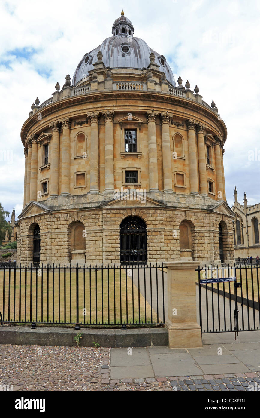 Radcliffe Camera, Oxford, UK - Stock Image