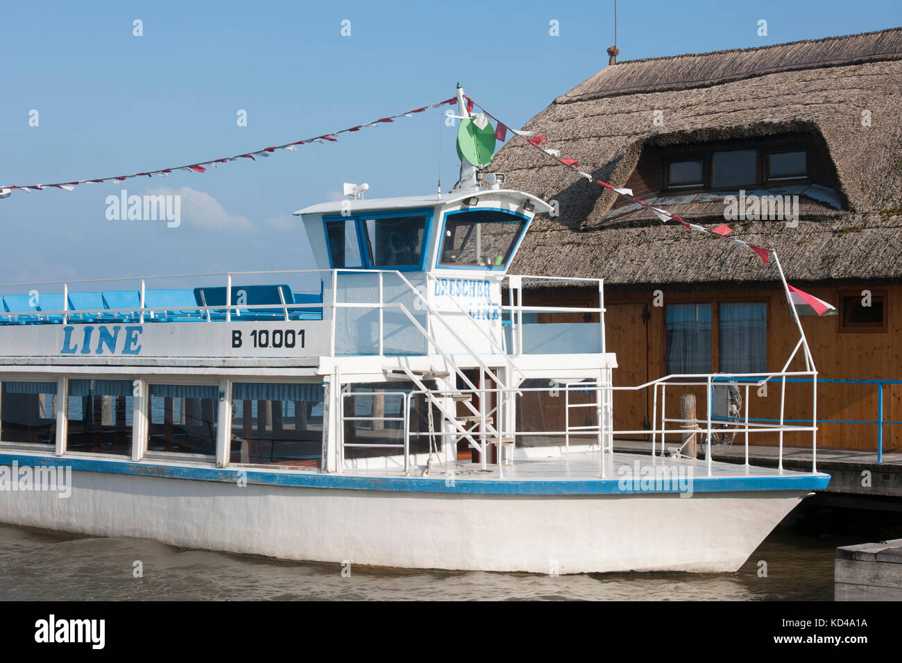Reetdacher Stock Photos Reetdacher Stock Images Alamy