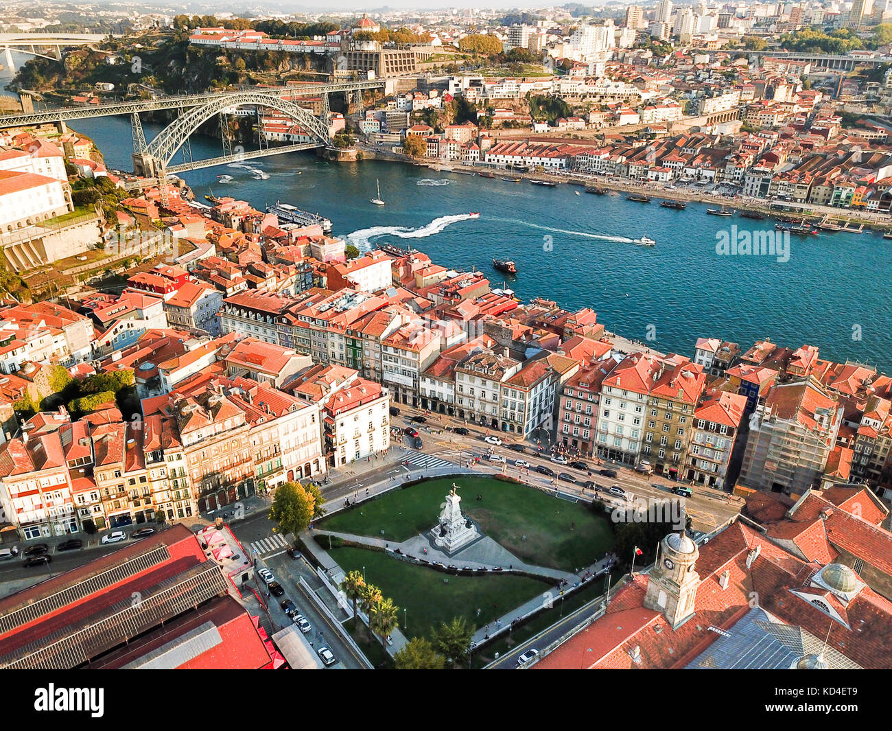 Porto, Portugal - Stock Image