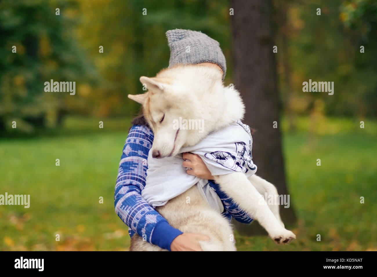 woman and dog relationship