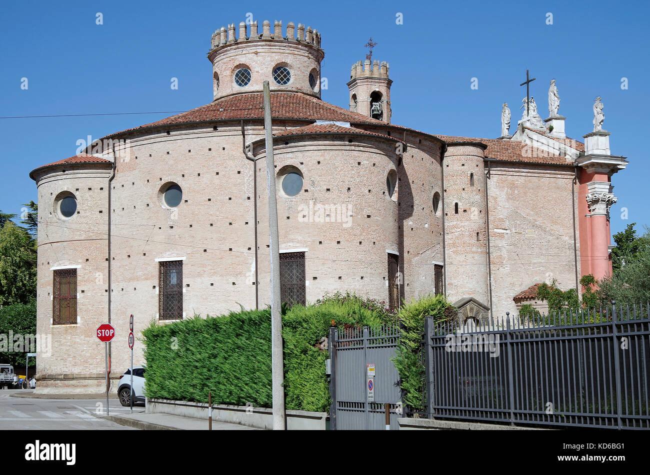 Chiesa dell Torresino, a parish church in the city of Padua - Stock Image