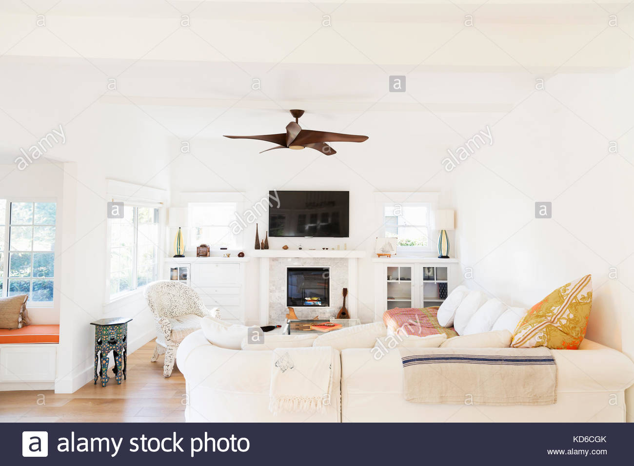 Ceiling Fan Stock Photos & Ceiling Fan Stock Images - Alamy