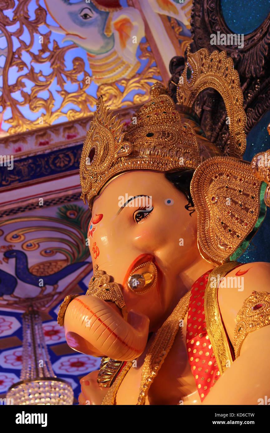 ganpati bappa morya stock photos ganpati bappa morya stock images
