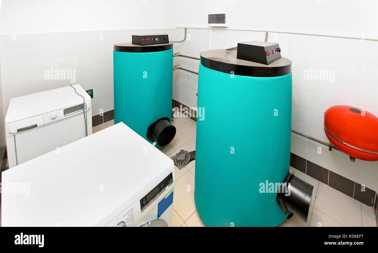 Inside Boiler Room Stock Photos & Inside Boiler Room Stock Images ...