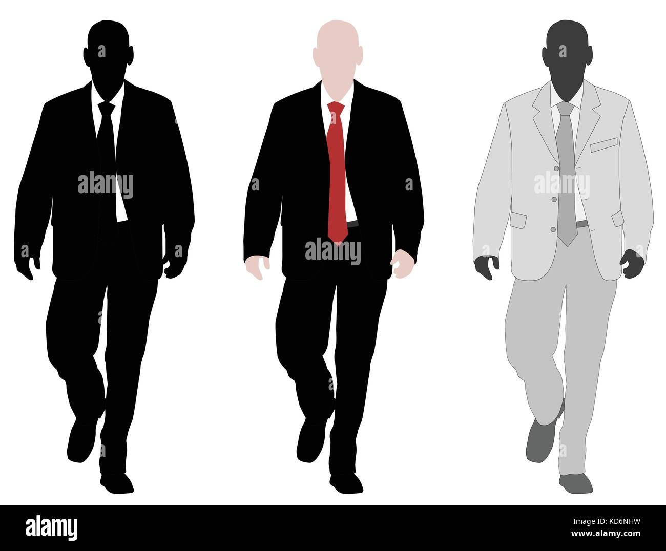 young elegant businessman walk vector stock vector image art alamy https www alamy com stock image young elegant businessman walk vector 163032517 html