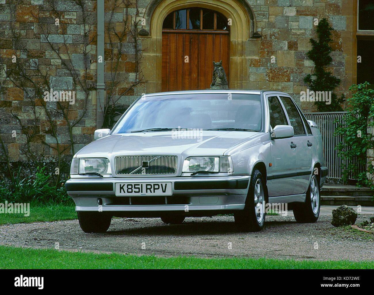 1992 Volvo 850 GLT - Stock Image