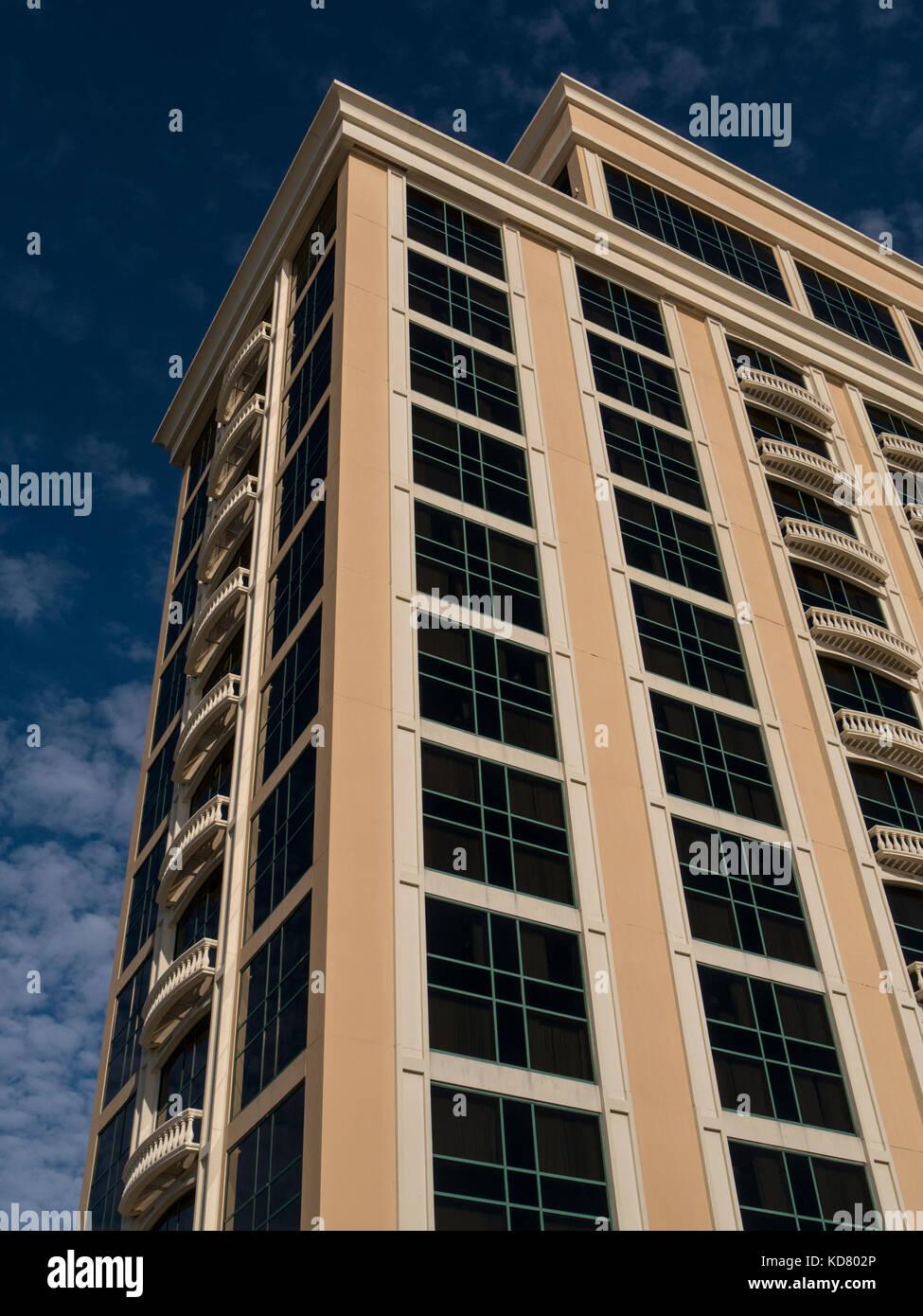 Beau Rivage Casino Hotel Biloxi Mississippi Stock Photo Alamy