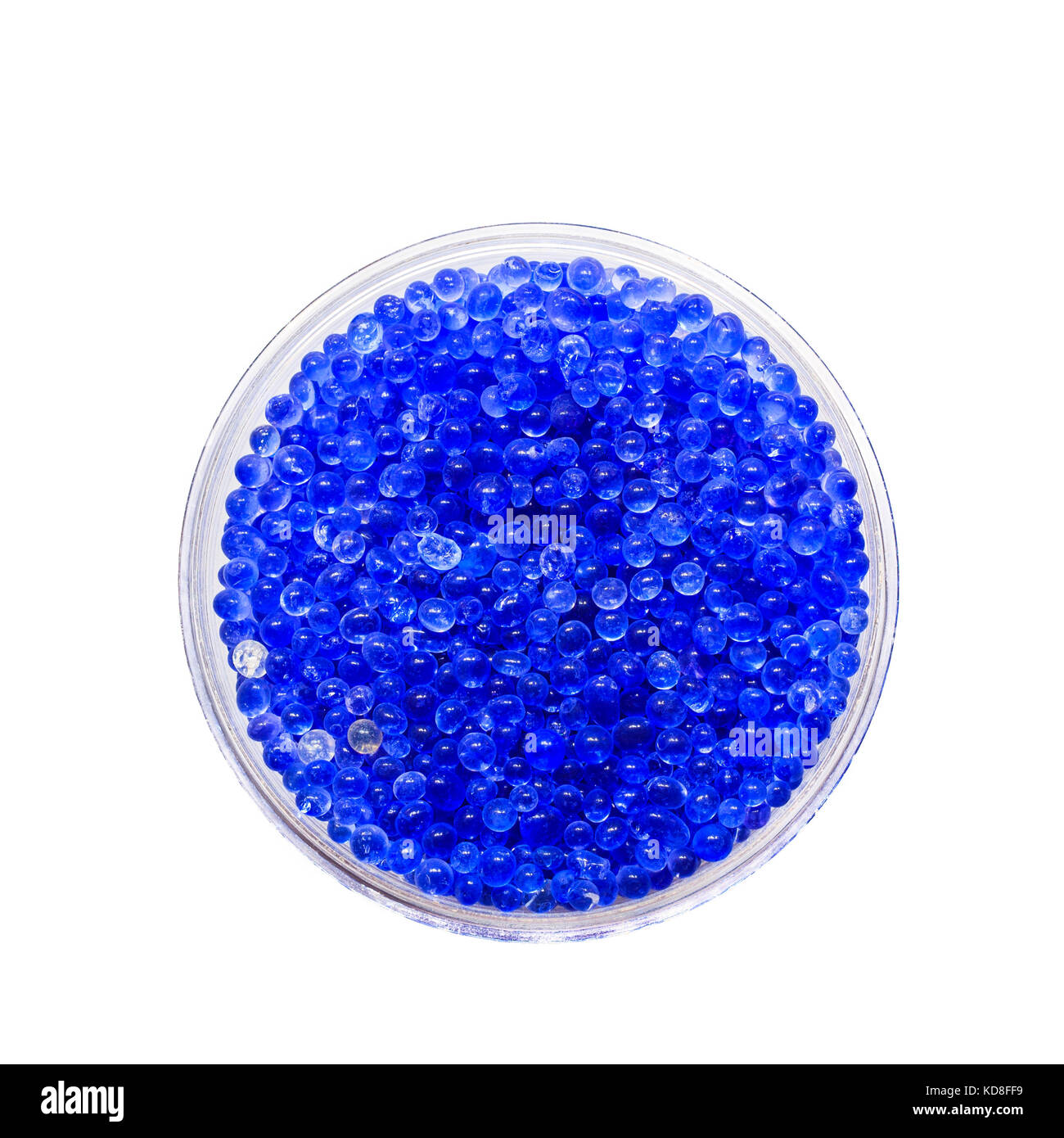 Silica Gel Packet Stock Photos Images Alamy Blue Gell On White Background Image