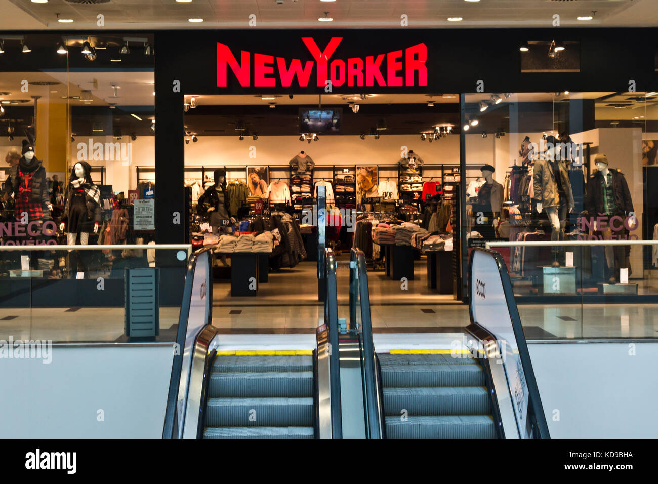 New yorker clothes online shop