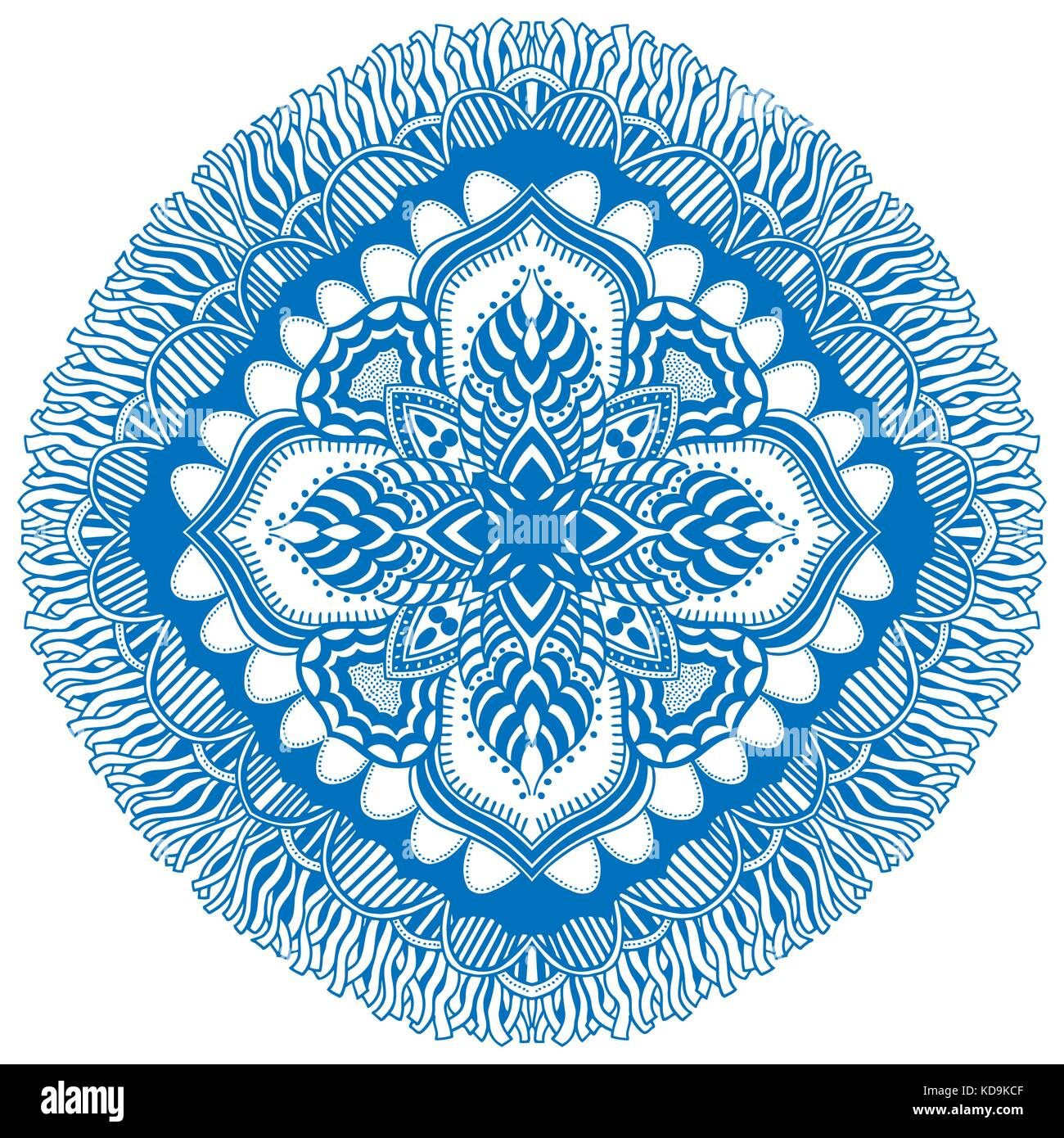 b7b77e317 Abstract floral ornament Mehndi Henna Tattoo Mandala, Yantra brown. Vintage  vector banner frame card for text invitations for wedding birthday celebra