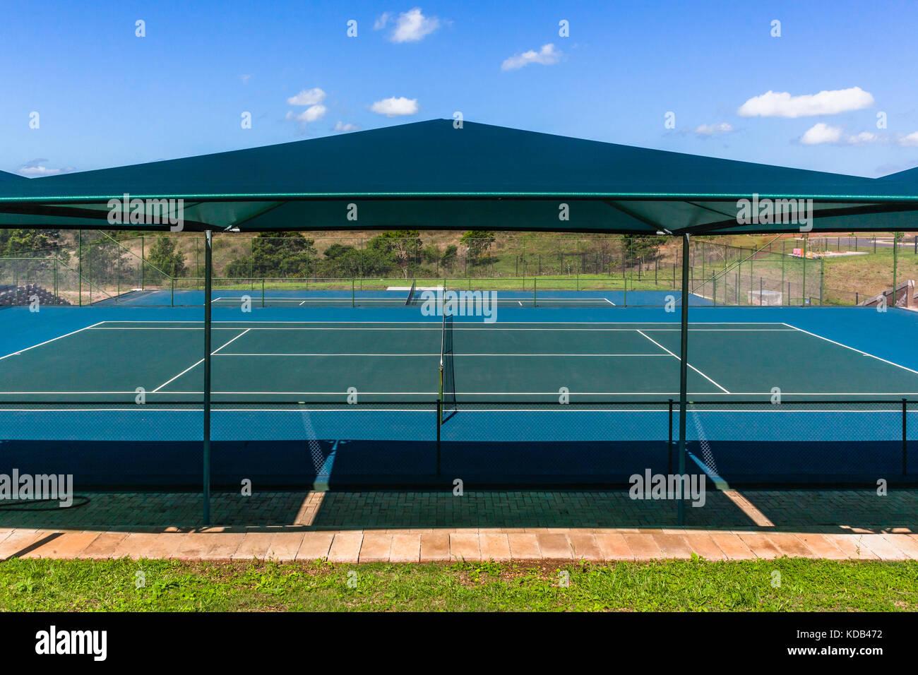 Tennis Courts Miami South Beach Florida
