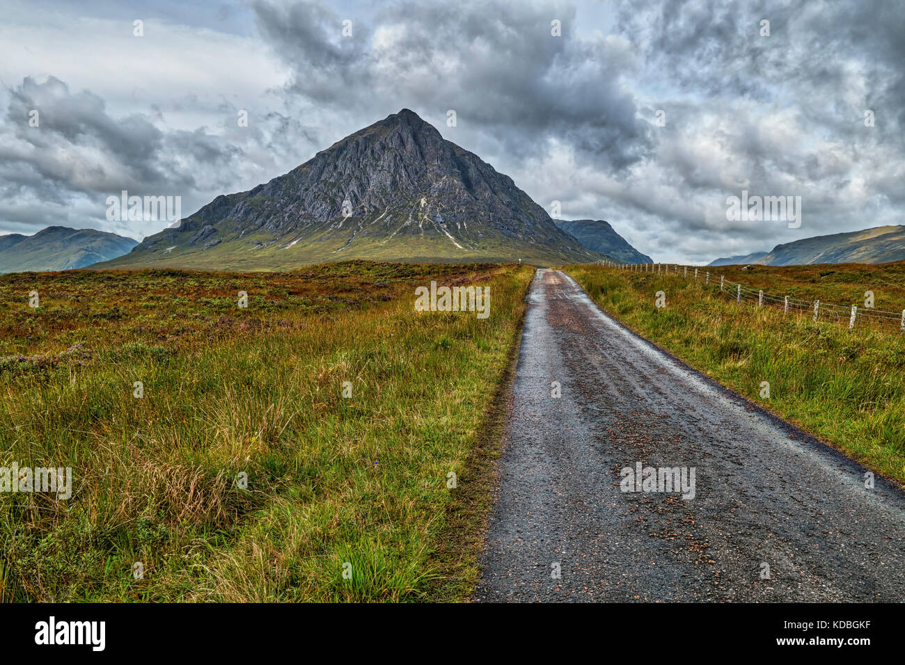 West Highland Way in Sc - Stock Image