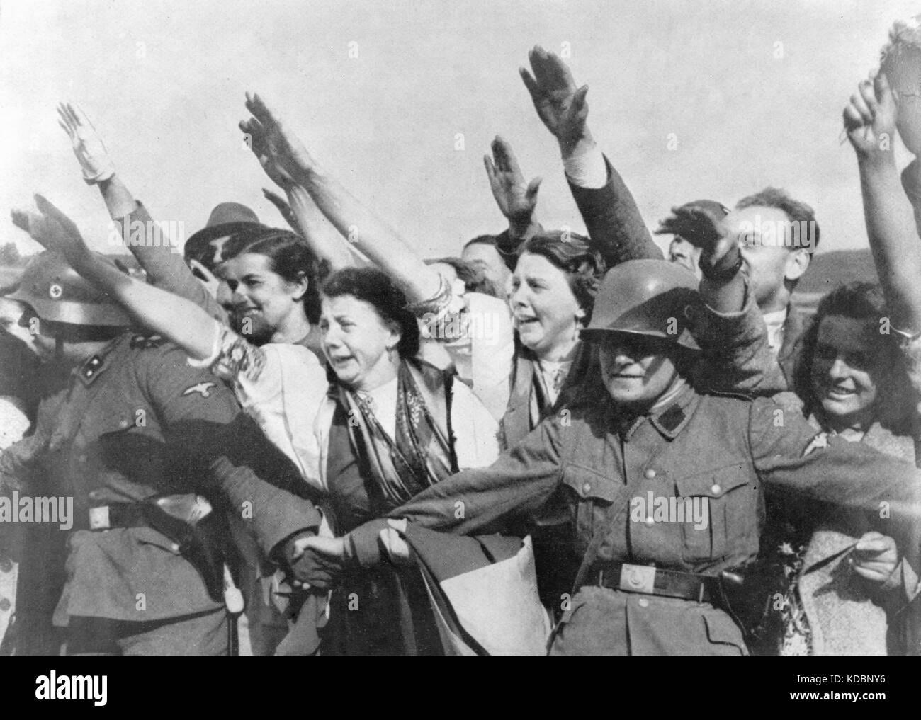 Sudeten German Women Stock Photos Sudeten German Women Stock