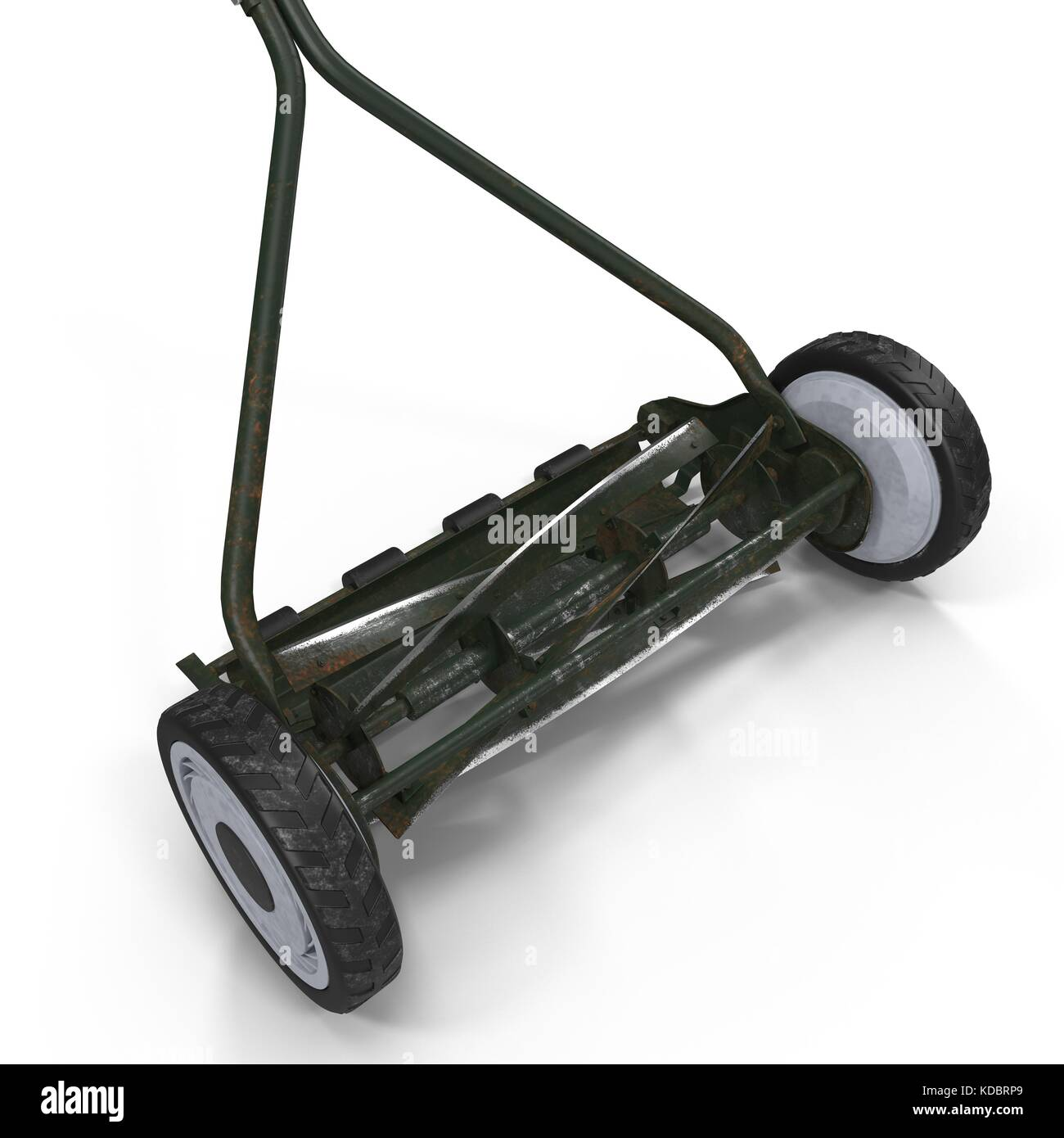 Vintage Lawn Mower Stock Photos & Vintage Lawn Mower Stock Images ...