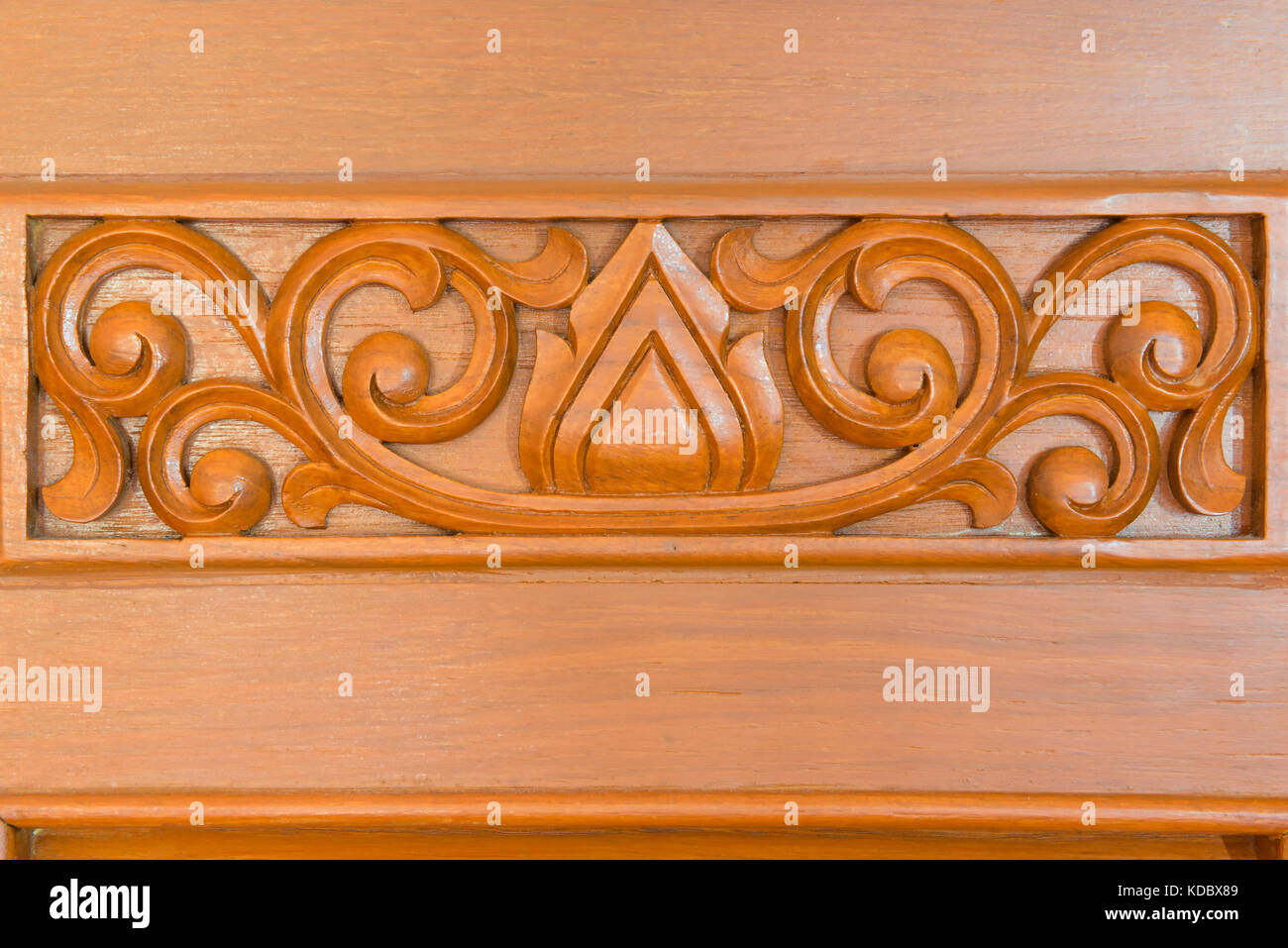 wooden door with carving of handmade close-up pattern  sc 1 st  Alamy & wooden door with carving of handmade close-up pattern Stock Photo ...