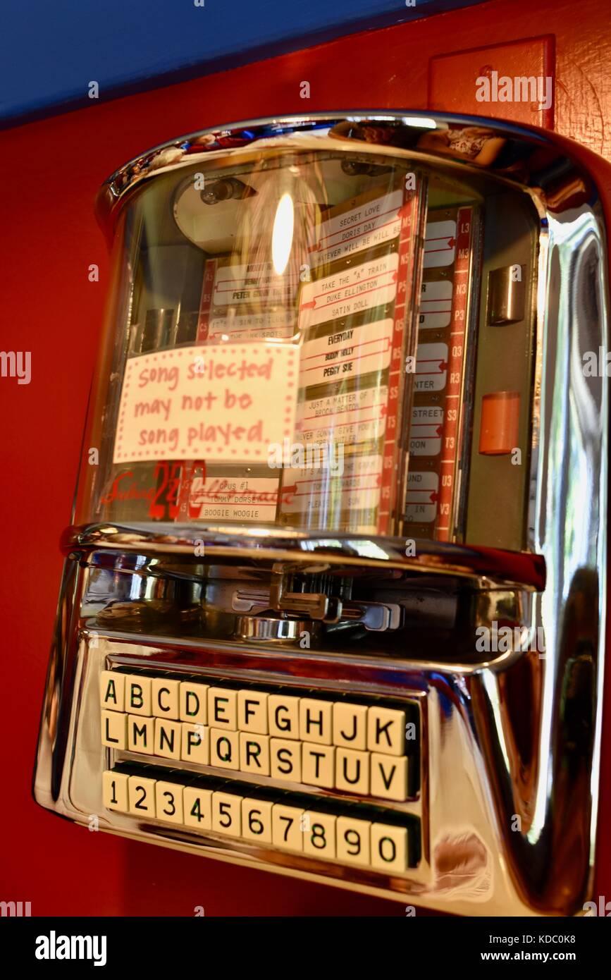 1950s Door Stock Photos & 1950s Door Stock Images - Alamy