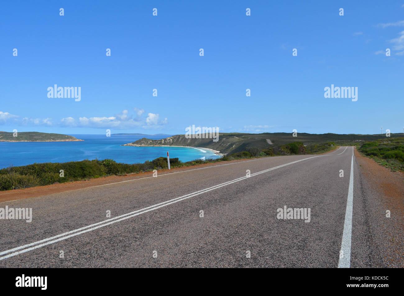 Great Ocean Drive, Esperance, Western Australia, Australia Stock Photo
