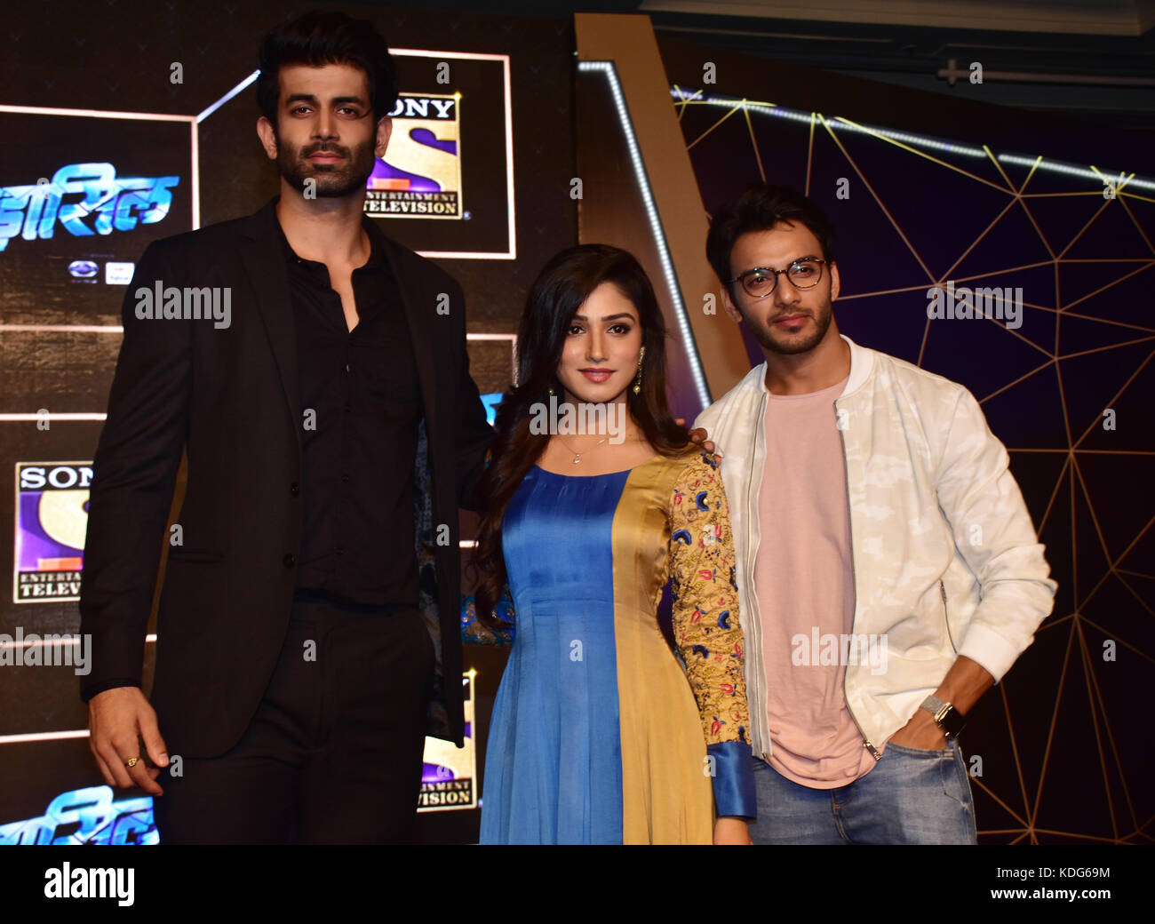 Mumbai, India  12th Oct, 2017  Indian actor Namik Paul
