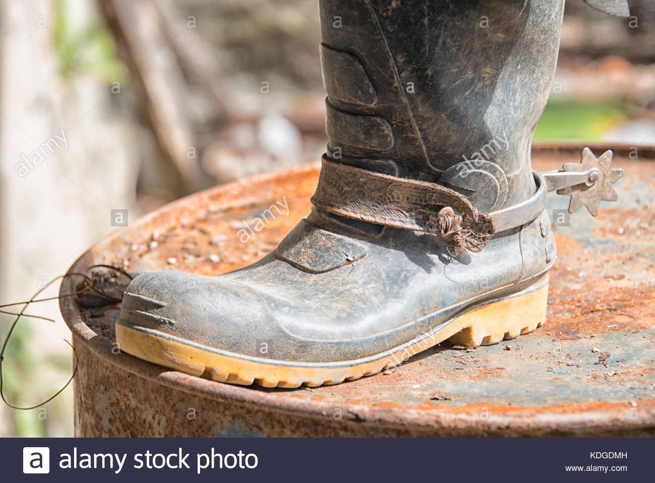 Cowboy Boot Close Up Stock Photos Amp Cowboy Boot Close Up