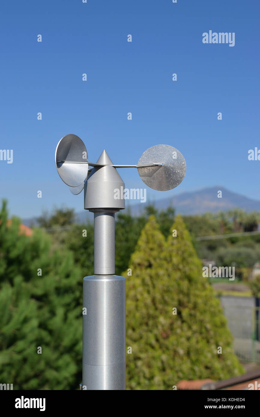 Anemometer Stock Photos Amp Anemometer Stock Images Alamy
