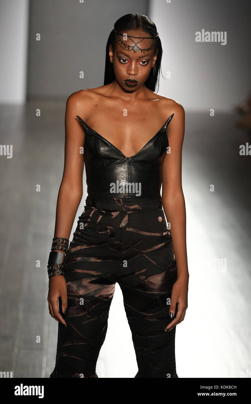 d0ace326c3 New York Fashion Week SS/2018 - Bad Butterfly - Runway featuring designers  Candice Cuoco and Vanessa Simmons Featuring: Bad Butterfly Runway Where: New  York ...