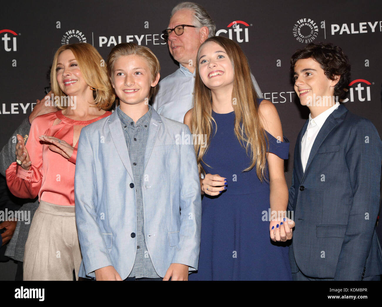 Celebrities Attend Paleyfest Fall Me Myself I Arrivals At The