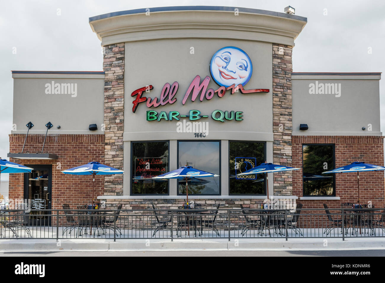 Blue Moon Cafe Montgomery