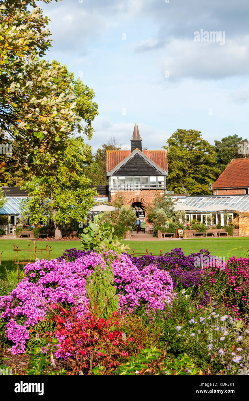 The Royal Horticultural Society gardens at Wisley in Surrey Stock Photo