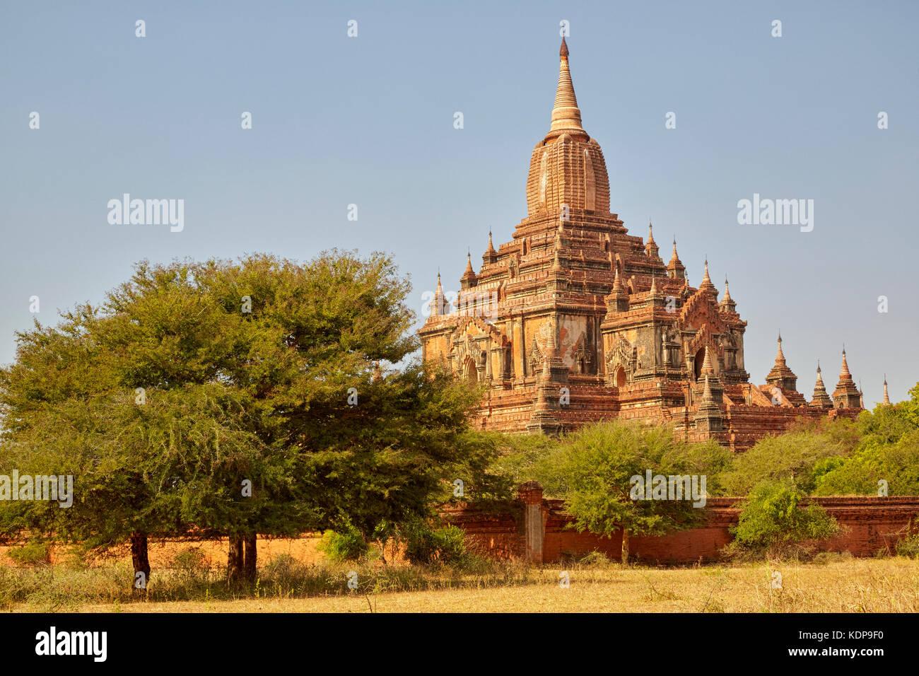 Sulamani Temple, Bagan (Pagan), Myanmar (Burma), Southeast Asia - Stock Image