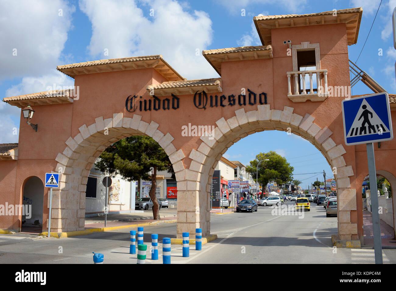 Street Map Of Quesada Spain.Ciudad Quesada Stock Photos Ciudad Quesada Stock Images Alamy