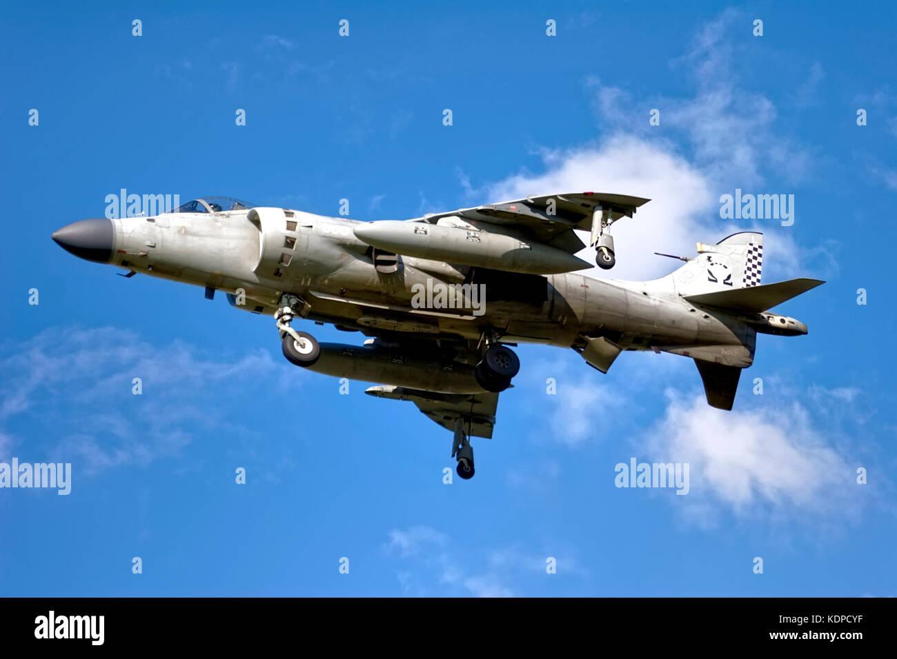 British Aerospace Sea Harrier F/A.2 - Stock Image