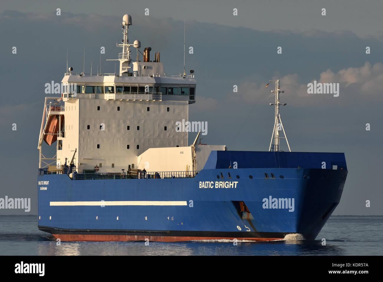 Baltic Bright - Stock Image