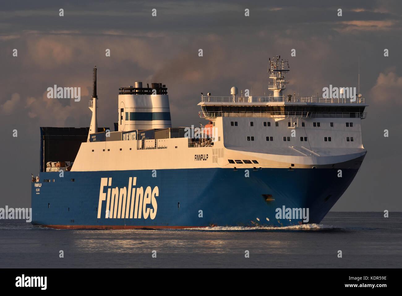 Finnpulp - Stock Image