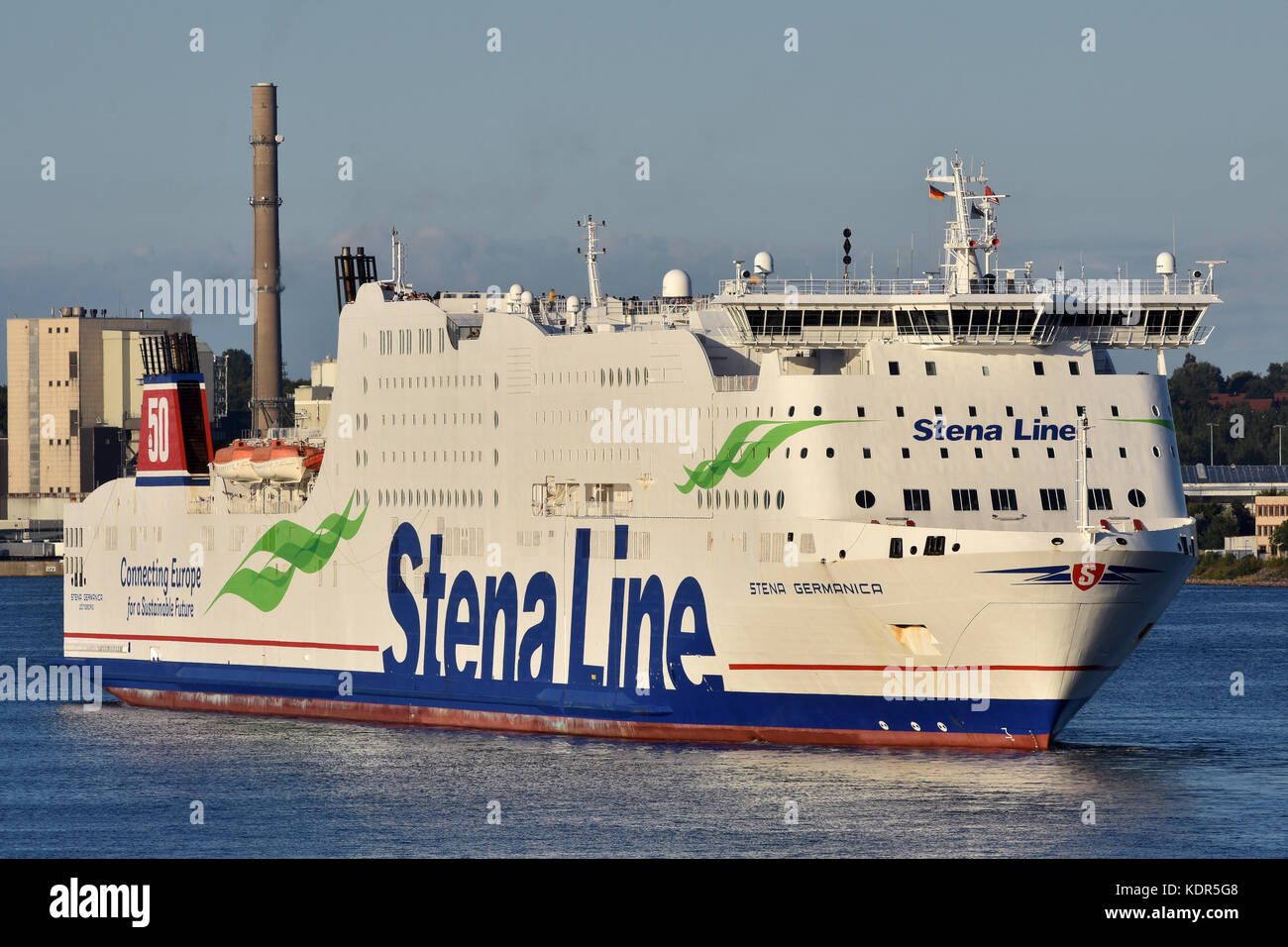Stena Germanica - Stock Image