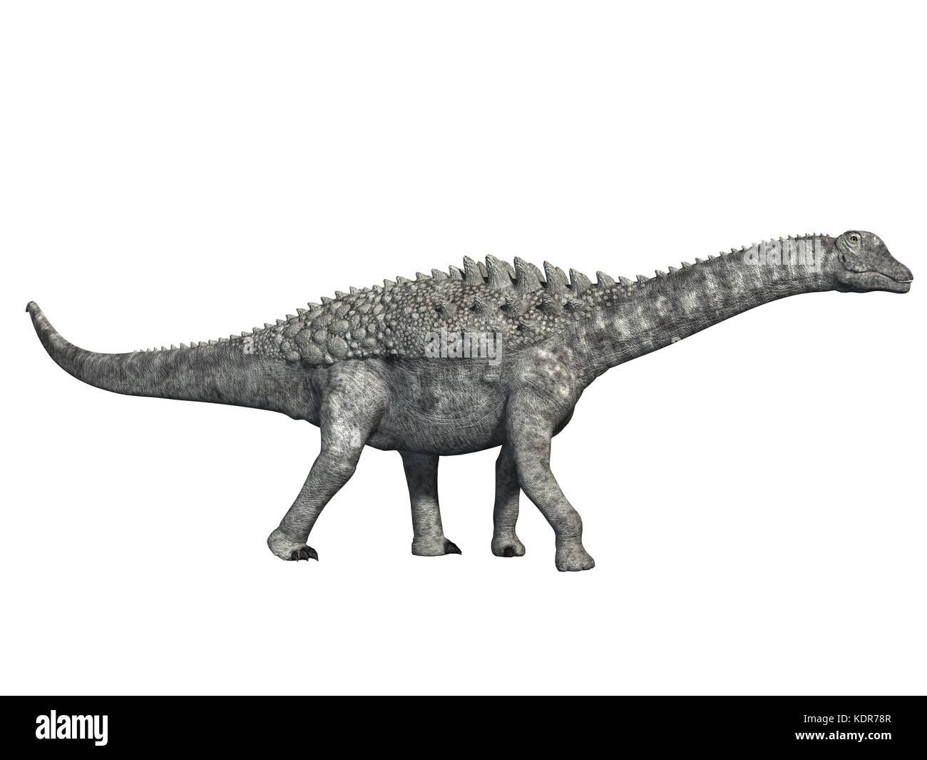 dinosaur 3d render Stock Photo