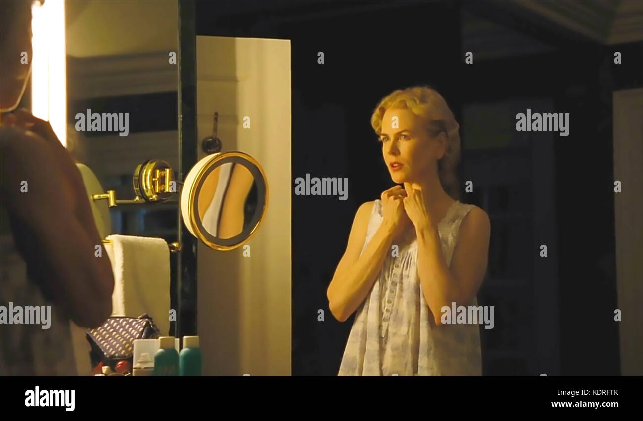 THE KILLING OF A SACRED DEER 2017 Element Pictures film with Nicole Kidman - Stock Image