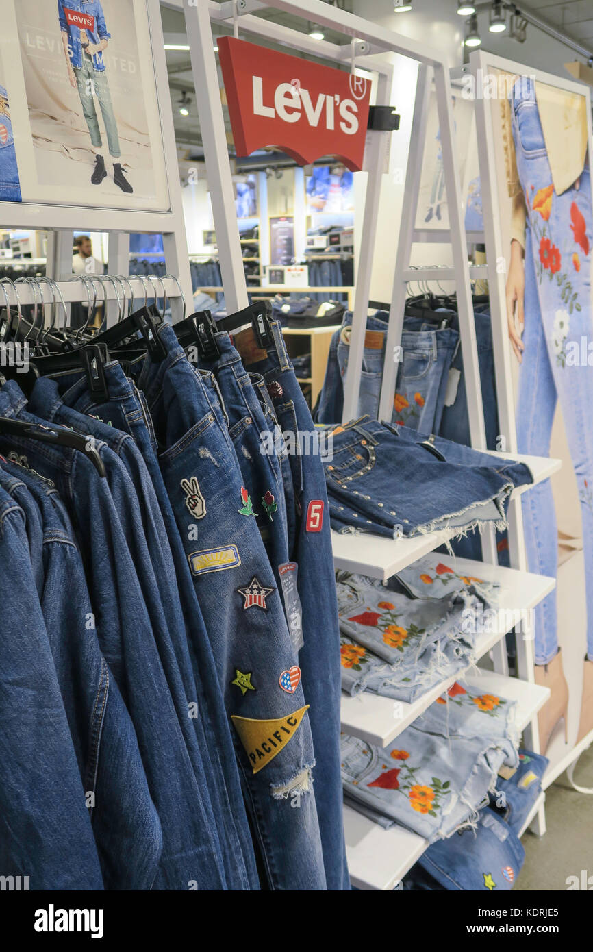 b25aa41d One Below in Macy's Flagship Department Store, Herald Square, NYC - Stock  Image