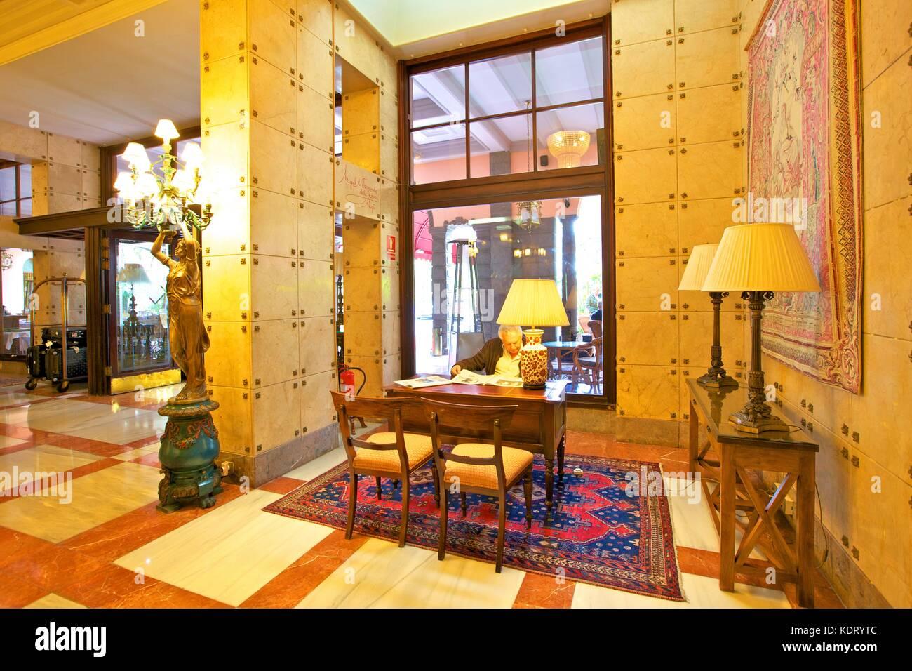 Hotel Santa Catalina Las Palmas Canary Islands