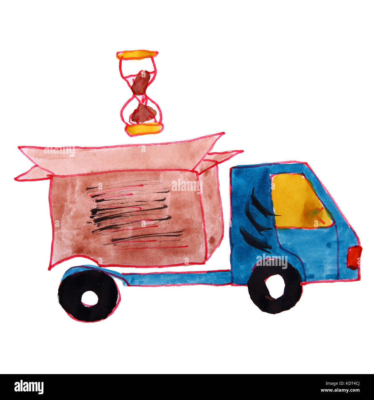 White Van Man Driving Cut Out Stock Images Pictures Alamy