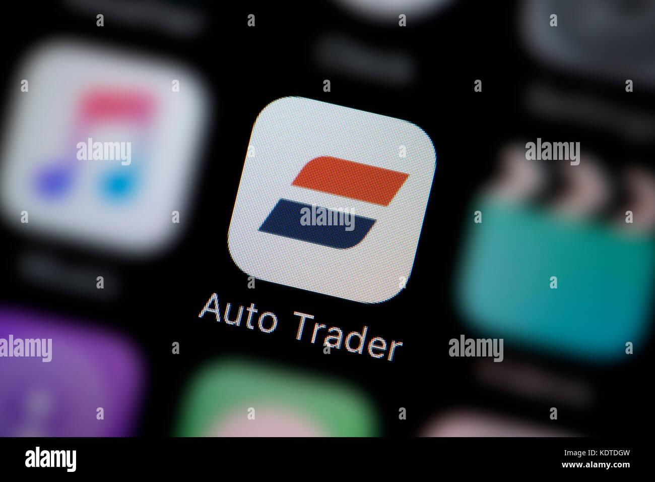 Auto Trader Stock Photos & Auto Trader Stock Images - Alamy