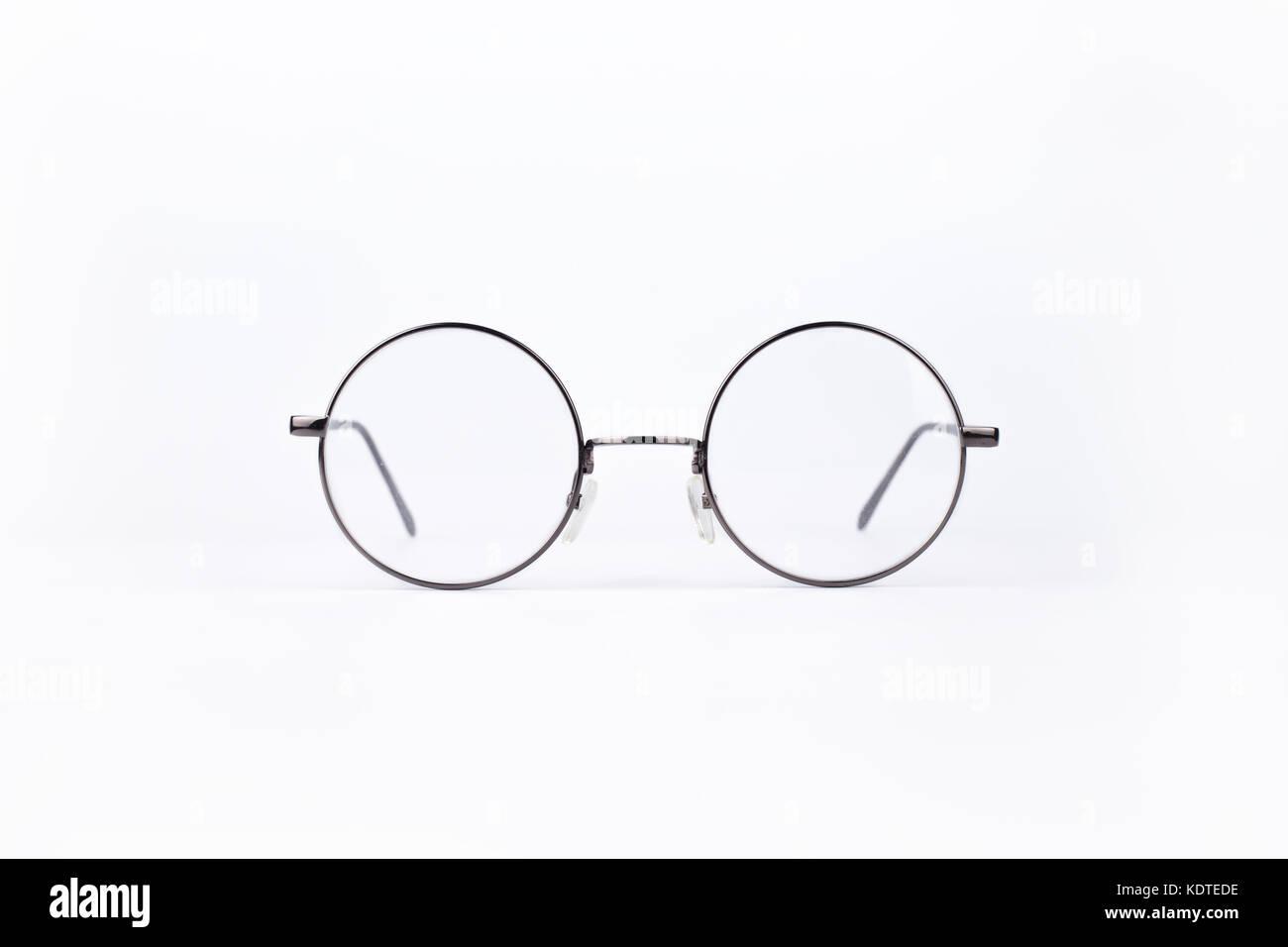 803cbe4e85e24 Circle glasses Stock Photo  163422042 - Alamy